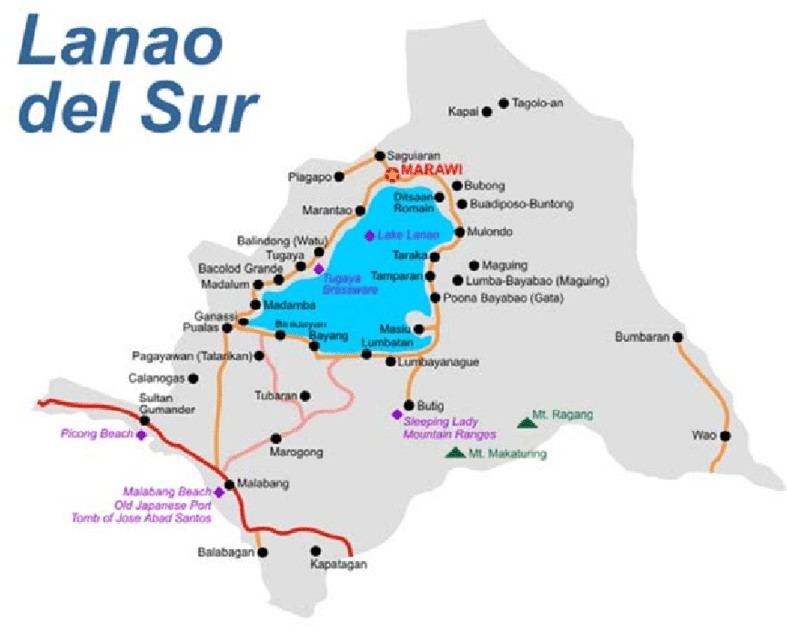 Image result for Lanao del Sur