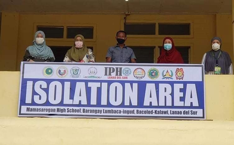 Quarantine facility in Bacolod Kalawi ready
